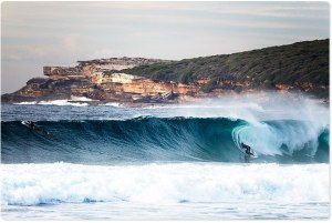 Surfing Maroubra
